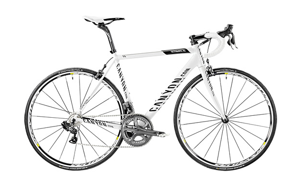CANYON ULTIMATE AL 9.0 DI2 CT 2012