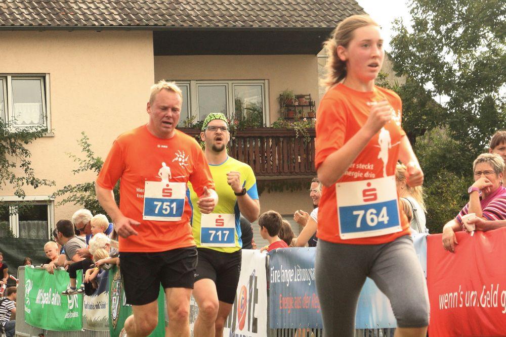 Messelauf 2014 - Andi Run 3 - Ziel