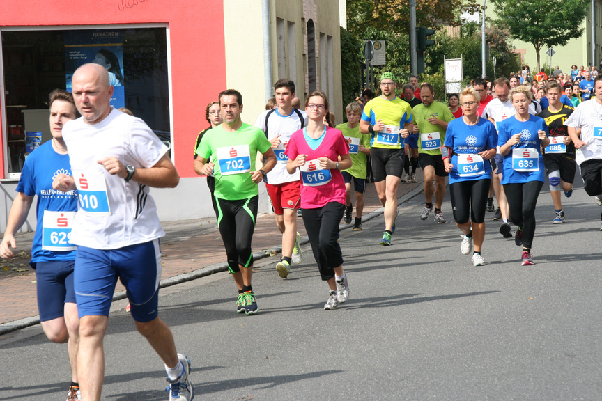Messelauf 2014 - Andi Run 1