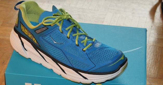 Hoka One One Clifton - Titel