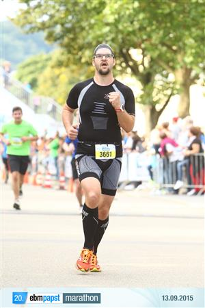 ebmpapast | marathon - Zieleinlauf 10K
