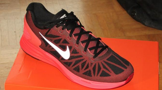 Nike Lunarglide 6 - Titel
